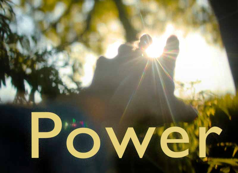 1st April 2021: Our Daily deLIGHT~5th Day-Power
