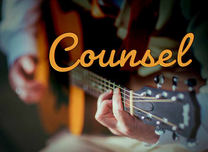 13th April 2021: Our Daily deLIGHT~3rd Day-Counsel