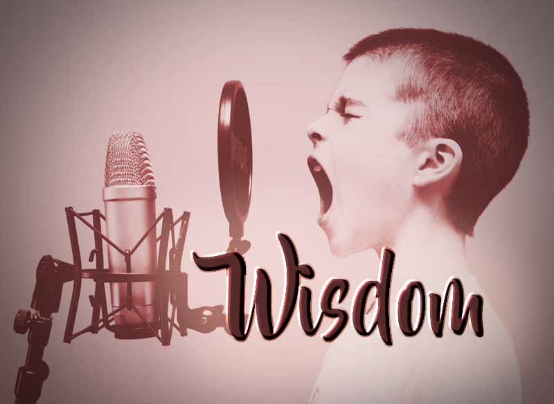 18th April 2021: Our Daily deLIGHT~1st Day-Wisdom