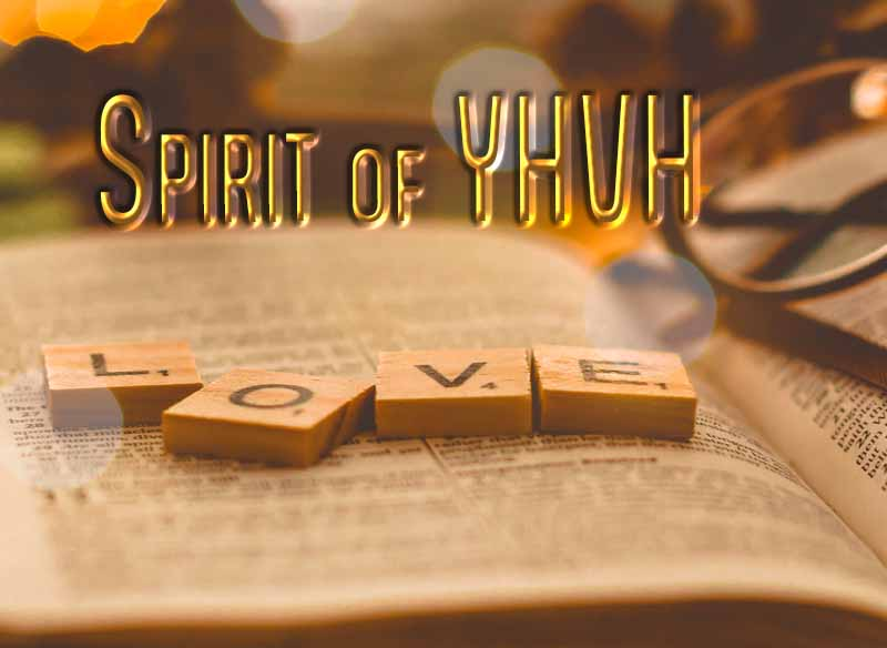 21st April 2021: Our Daily deLIGHT~4th Day-Spirit of YHVH