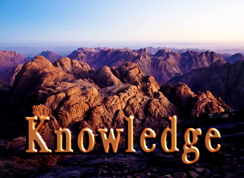 2nd April 2021: Our Daily deLIGHT~6th Day-Knowledge