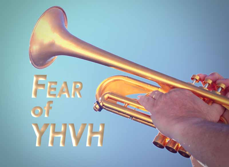 3rd April 2021: Our Daily deLIGHT~7th Day-Fear of YHVH
