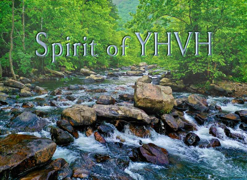 7th April 2021: Our Daily deLIGHT~4th Day-Spirit of YHVH